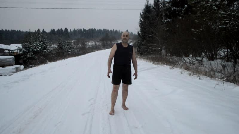 Почему я люблю ходить босиком по снегу