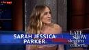 Sarah Jessica Parker Enjoyed Being Airborne In Hocus Pocus