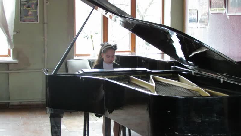 Республиканский конкурс юных пианистов Звёздочки