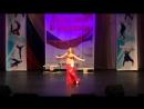 ORIENTAL DANCE Безрук Дарья -ОК юниоры 2018