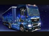 Euro Truck Simulator 2 и Супер дискотека 90-х)