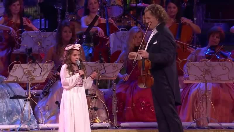 9-и летняя голландка Амира Виллигхаген.