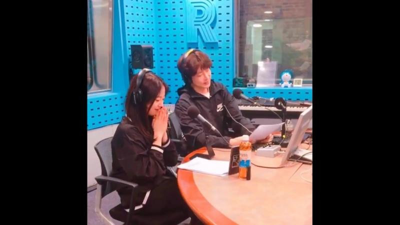 180516 lovegame1077 Инстагра Хо Ёнджи и Kang Sungwoo