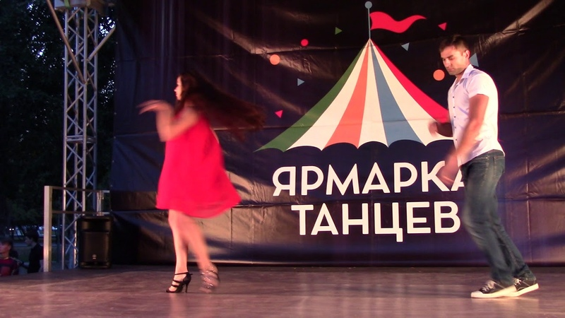 Ярмарка танцев - школа Dan Dance / Dance fair - Dan Dance school