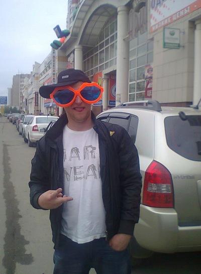 Александр Гаврищ, 15 апреля 1987, Вологда, id57791960