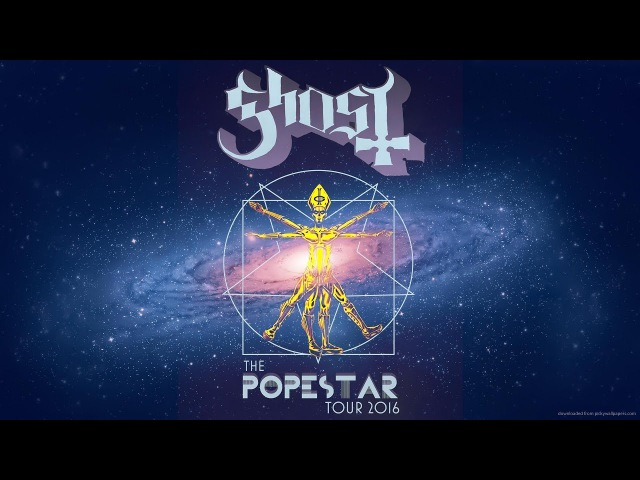 Ghost live @ E-Werk Köln (Cologne) The Popestar Tour - Full Show - 05.04.2017