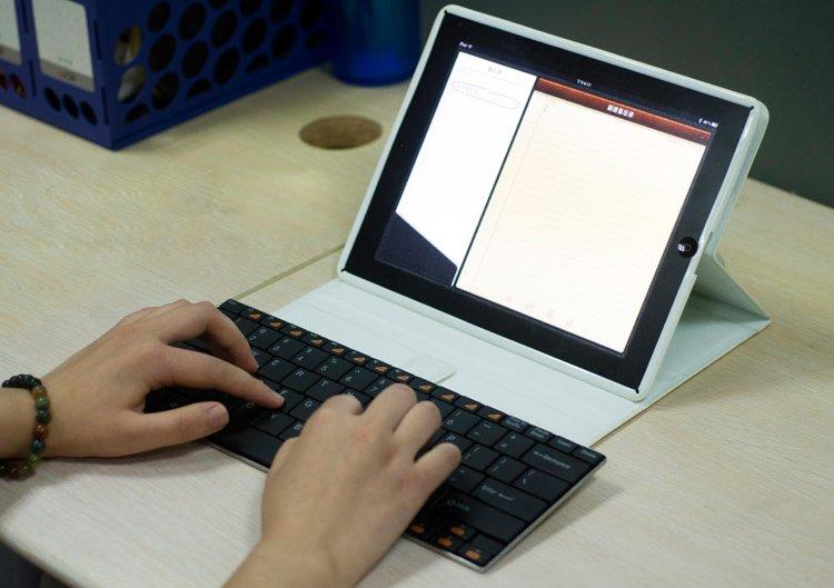 Bluetooth-клавиатура Rapoo E6100