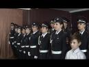 Кадеты полиции из Выборга отлично проявили себя на Всероссийском сборе