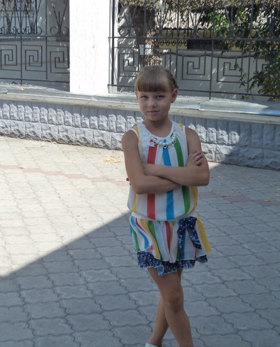 Полина Канищева, 3 мая , Бахчисарай, id199115262