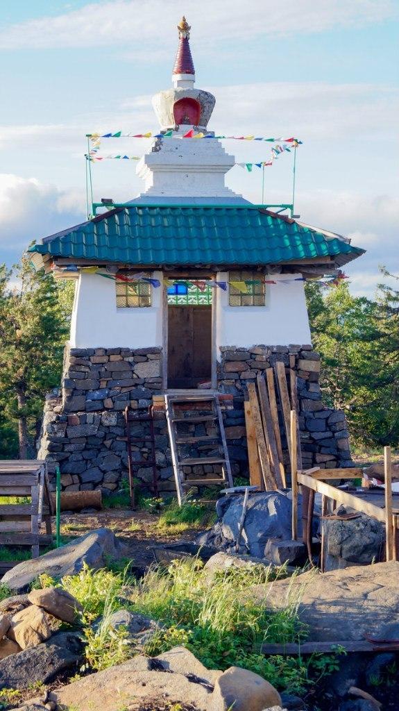 Афиша Екатеринбург Йога-выходные в «Шедруб Линг» на горе Качканар