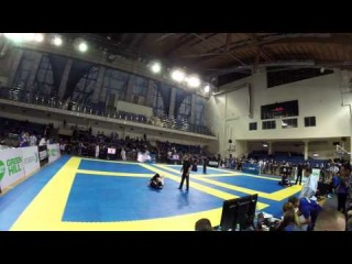Moscow Open 2014 Mounir Bamhaoued 1/2 final Adult / Male / WHITE / Heavy