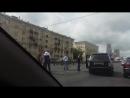 москва лето 2018 войковская ленинградка авария три авто
