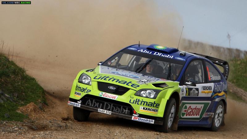 WRC 2007. Этап 11. Обзор Ралли Новой Зеландии