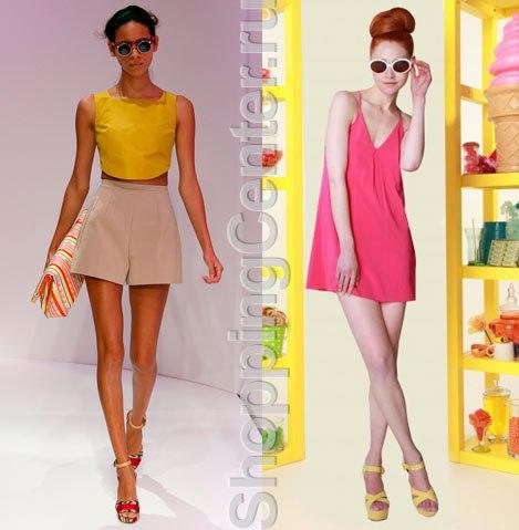 Мода и стиль 50х годов modavekaru