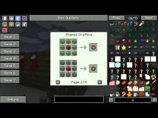 Minecraft моды - украшения для дома + коньки!