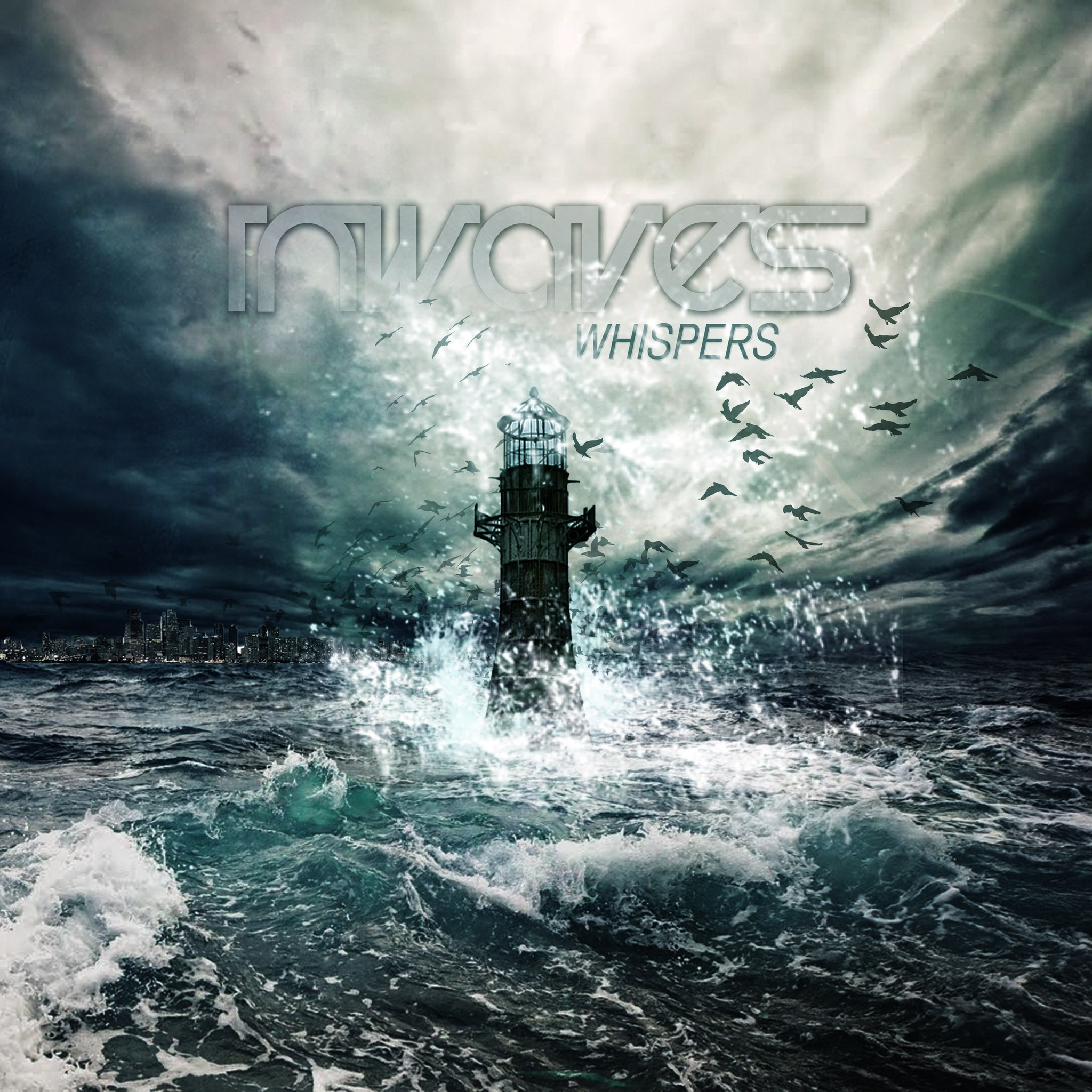 In Waves - Whispers [EP] (2012)