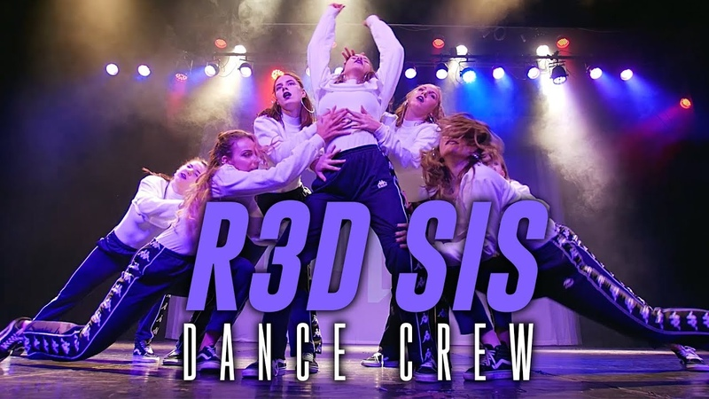 R3D SIS Dance Crew 2018