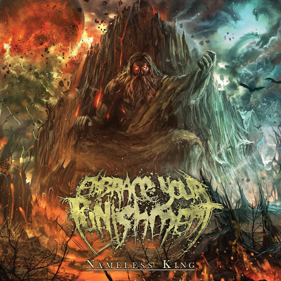 Embrace Your Punishment - Ascension (feat. Chis Andrews) [Single] (2019)