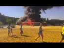 Пожар по адресу Лыткарино Московская область
