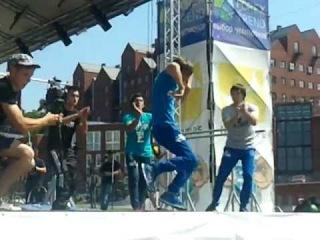 Сборная Казахстана (Астана)BAR-BARS на WORKOUT Feste 2k13