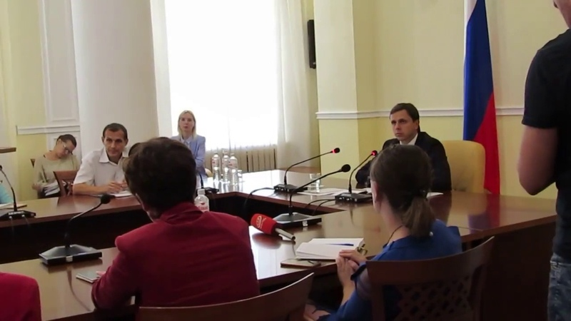 Пресс-конференция Клычкова. Про советника Цуркова