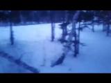 Vlog 1-Зимняя Прогулка В Морозный Вечер.