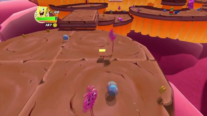 [ShadowBMX] Прохождение SpongeBob HeroPants (Часть 7) [Финал]