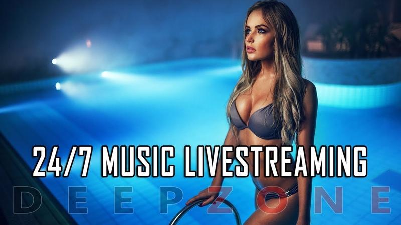 24 7 Livestream Deep House Music Summer Mix 2018 DEEP ZONE