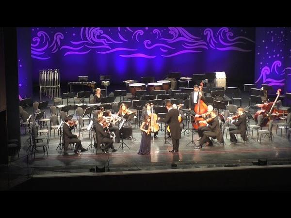Антонио Вивальди концерт ля минор фестиваль Дениса Мацуева Звёзды на Байкале !