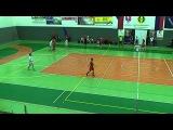 Товарищеский матч женских сборных по мини-футболу Чехия - Россия, март 2013