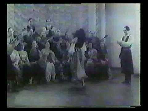 Romen Theatre. Gypsy dance