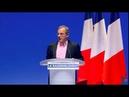 Discours de Thierry Mariani à l'occasion du meeting de lancement des Européennes