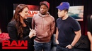 Stephanie McMahon welcomes Michael Che and Colin Jost to Raw: Raw, March 4, 2019