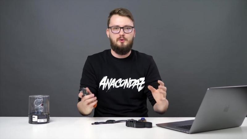[Wylsacom] Это умные часы с умными механическими стрелками.