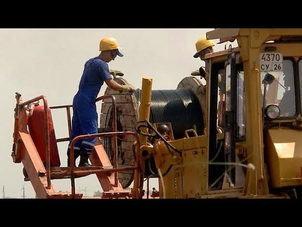 Нефтепровод Хадыженск — Краснодар обеспечат высокоскоростными каналами связи