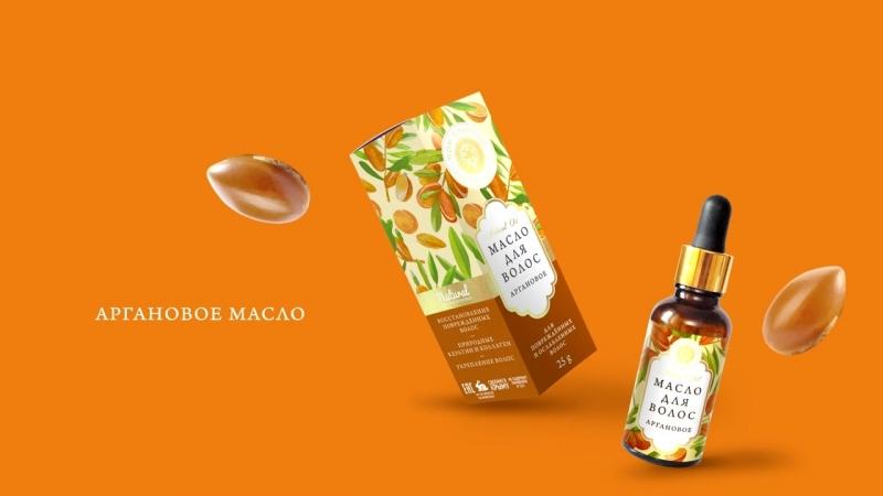 Презентация - натуральные масла для волос от ТМ Мануфактура Дом Природы