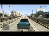 GTA V - 13 минут геймплея