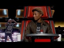 The Voice Blind Audition - Brian Nhira: Happy