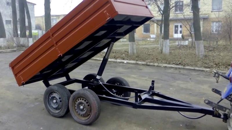 Причіп тракторний 2ПТС-3тВМЗ