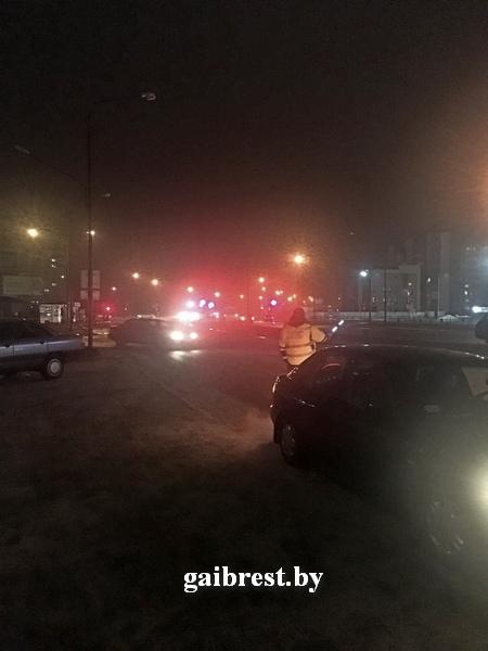 За два часа в Бресте сотрудники ГАИ выявили 9 нарушений ПДД
