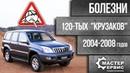 Что ломается в Toyota Land Cruiser Prado 120 2004-2008 годов выпуска?