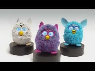 Ферби интерактивная игрушка Hasbro