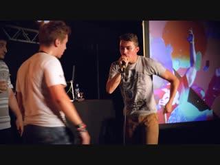 Alexinho vs alem - fantasy battle - world beatbox camp