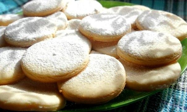 Очень нежное печенье рецепт с фото
