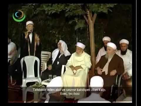 Ramazan el-Buti'nin Mahmud Efendi Hz. Adına Yapmış Olduğu Konuşma - medresetulmahmudiyye.com