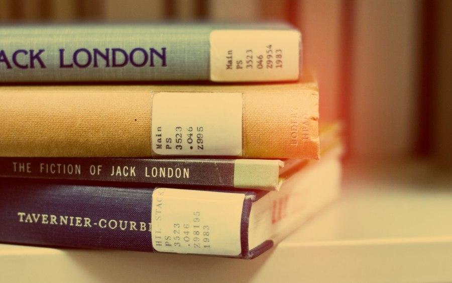Джек Лондон.