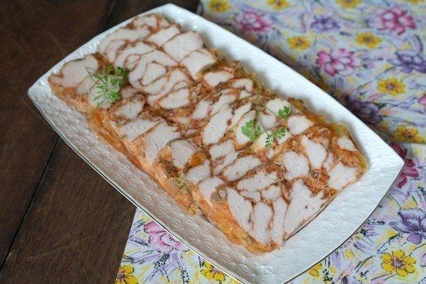 Мраморное мясо - изумительно вкусно и смотрится, изумительно...
