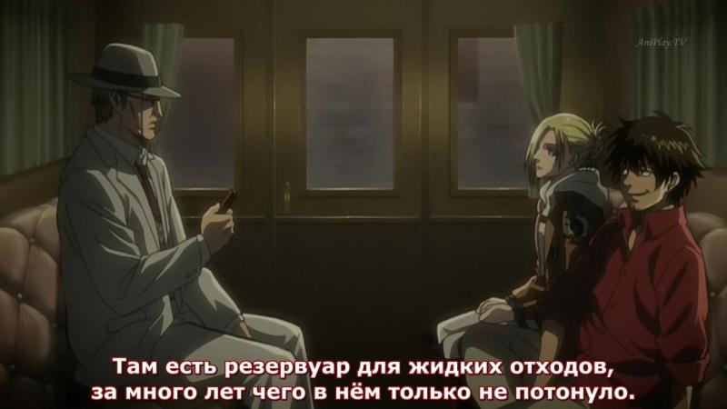 Атака титанов: Потерянные девушки OVA 2 [Русские субтитры AniPlay.TV] Shingeki no Kyojin: Lost Girls