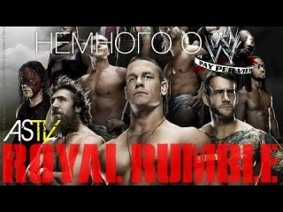 Немного о Royal Rumble