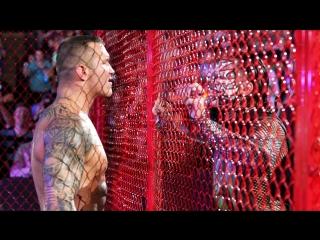 WWE Неll in а Сеll: Jeff Hardy vs Randy Orton